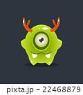 かいじゅう モンスター 怪物のイラスト 22468879