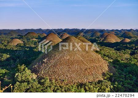 Chocolate hills Bohol Philippines 22470294