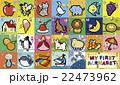 アルファベット ゲーム 22473962