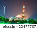青森県 八戸火力発電所(工場夜景) 22477767