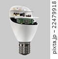 LED電球にあるくらしのコンセプトイメージ 22479918