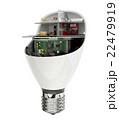 LED電球にあるくらしのコンセプトイメージ 22479919