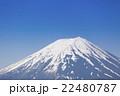 富士山 22480787