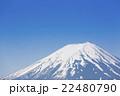 富士山 火山 活火山の写真 22480790
