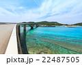 阿嘉島 阿嘉大橋 橋の写真 22487505
