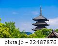 教王護国寺 東寺 五重塔の写真 22487876