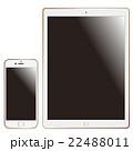 携帯電話 スマートフォン タブレットのイラスト 22488011