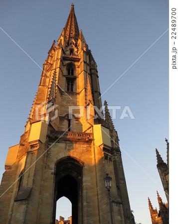 夕暮れのサンタンドレ大聖堂 22489700
