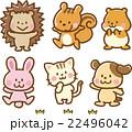 動物イラスト素材セット【ペット】 22496042