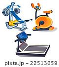 Illustration of gym 22513659