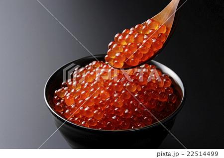 いくら イクラ いくら丼 魚卵 しゃもじ 22514499