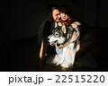 ペット 愛玩動物 ファミリーの写真 22515220