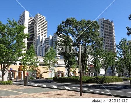 柏の葉キャンパス駅西口の風景 22515437