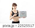 体重測定 ヘルスメーター 減量の写真 22525517