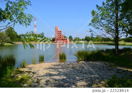 落合公園 水の塔 22528614