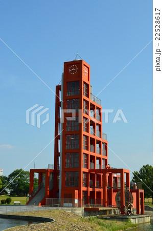 落合公園 水の塔 22528617