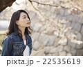 人物 ポートレート 女性の写真 22535619