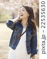 人物 ポートレート 女性の写真 22535630
