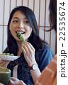 金沢を旅行する女性たち 22535674