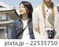 旅行するカップル 22535750