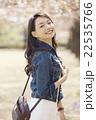 人物 ポートレート 女性の写真 22535766