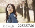 人物 ポートレート 女性の写真 22535780