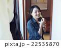 金沢を旅行する女性たち 22535870