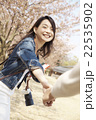 ポートレート 女性 カップルの写真 22535902
