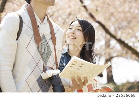 旅行するカップル 22536069