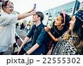 原宿を観光する外国人 22555302