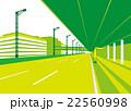 羽田空港第二ターミナル出発ロビー前道路 22560998