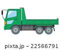 ダンプカー 22566791