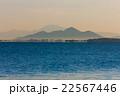 琵琶湖の蜃気楼 22567446