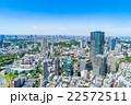 初夏の東京都市風景 22572511