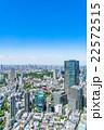 初夏の東京都市風景 22572515