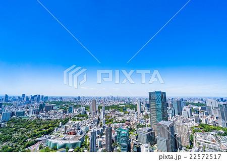 初夏の東京都市風景 22572517