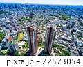 初夏の東京都市風景 22573054