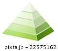 ピラミッド 22575162