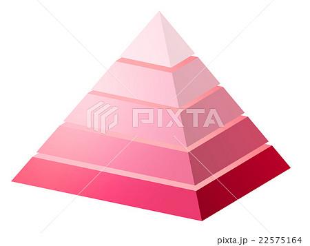 ピラミッド 22575164