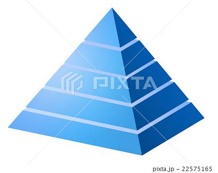 ピラミッド 22575165