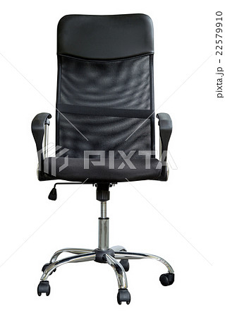 Chair on isolate white with clipping pathの写真素材 [22579910] - PIXTA