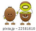キウイフルーツ 22581610