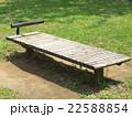 公園のベンチ 22588854