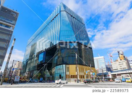 新商業施設「東急プラザ銀座」数寄屋橋交差点 22589375