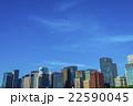 大手町 ビル群 オフィス街の写真 22590045