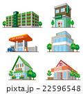 建物 / 立体図形 22596548