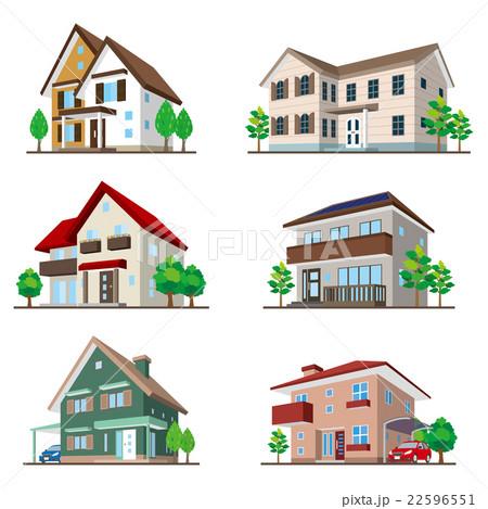 建物 / 立体図形 22596551