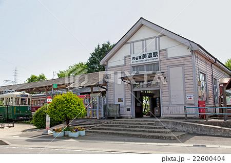 旧名鉄美濃駅 駅舎 22600404