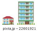 家とマンション 22601921
