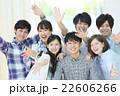 大学生 男子学生 女子学生の写真 22606266